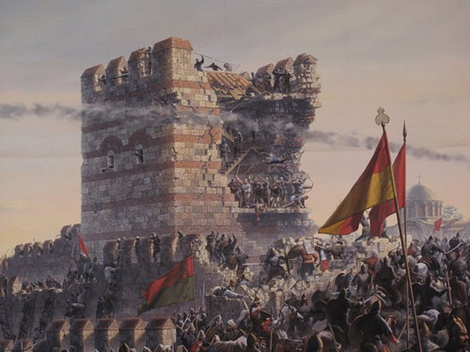1453 The Fall of Constantinople1