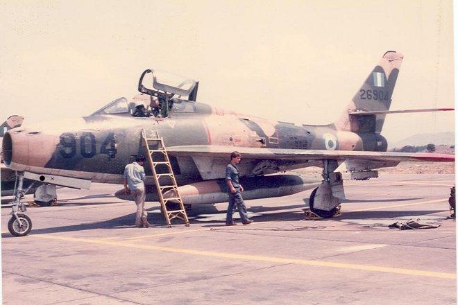 Στη περιοχή εξαιτίας της υπερβολικής ζέστης η ατμόσφαιρα ήταν αποπνικτική βάζοντας σε μια μεγάλη δοκιμασία τους πιλότους, τους μηχανικούς που εξυπηρετούσαν τα αεροσκάφη, αλλά και το σύνολο του προσωπικού στη Σμηναρχία.