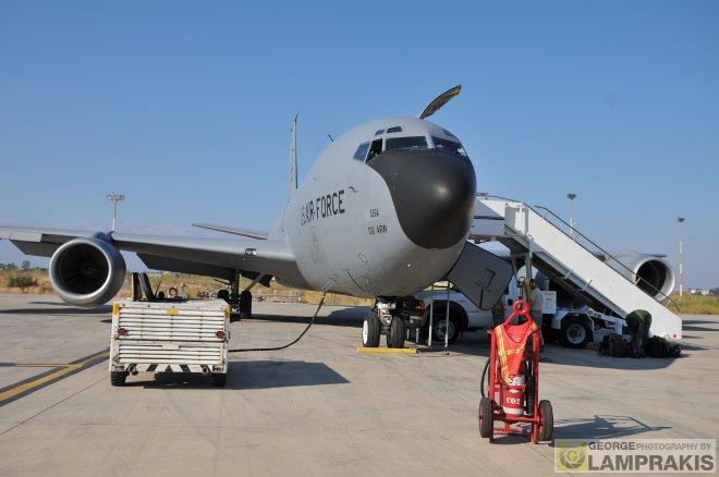 Αξίζει να σημειωθεί πως το αμερικανικό πλήρωμα του KC-135R δήλωσε εντυπωσιασμένο από τις ικανότητες των Ελλήνων ιπταμένων καθώς όλες οι αποστολές εναέριου ανεφοδιασμού πραγματοποιήθηκαν με απόλυτη επιτυχία.