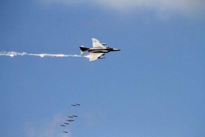 Κατά τη διάρκεια της τελικής φάσης, εκτελέστηκαν πυρά Μονάδων Πυροβολικού και αρμάτων μάχης του ΣΞ, επιθετικών Ε/Π της Αεροπορίας Στρατού και αεροσκαφών της ΠΑ.