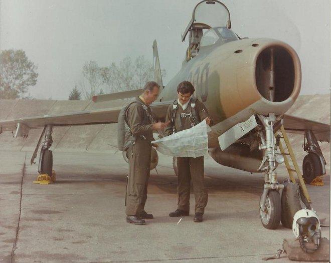 Από τις πλέον άγνωστες πτυχές των δραματικών γεγονότων στην Κύπρο αποτελεί και η προετοιμασία 20 F-84F Thunderstreak της 115 Πτέρυγα Μάχης για προσβολή του τουρκικού προγεφυρώματος στην ακτή της Κερύνειας.