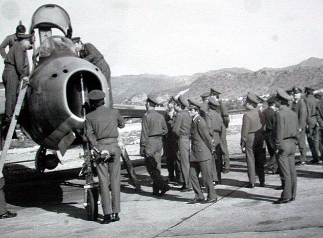 Τον Ιούλιο αυτού του έτους, περίοδος Κυπριακής κρίσεως, η Μοίρα επάνδρωσε 3 κλιμάκια μετασταθμεύσεως, τα οποία λίγους μήνες αργότερα έγιναν ανεξάρτητες Μοίρες: 3401, 3402, 3403.
