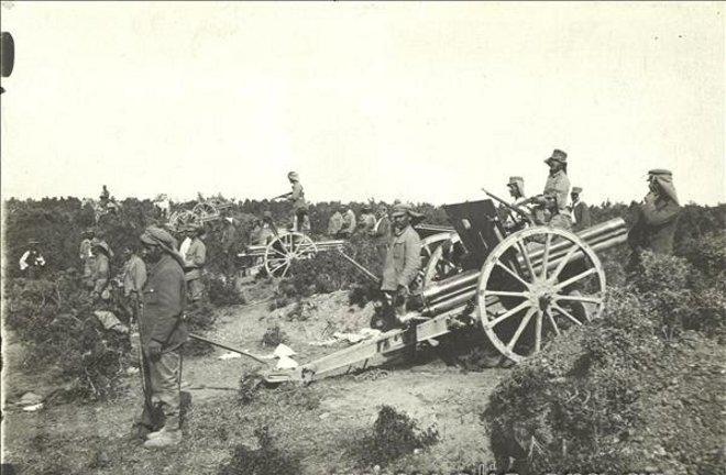 Κατά τους Βαλκανικούς πολέμους 1912-13 το Πυροβολικό συμμετείχε στις παρακάτω μάχες: Σαρανταπόρου, Γιαννιτσών, Θεσσαλονίκης, Κορυτσάς, Φλώρινας, Μπιζανίου, Κιλκίς Λαχανά, Κρέσνας, Μπέλλες, Νευροκοπίου και Καβάλας.
