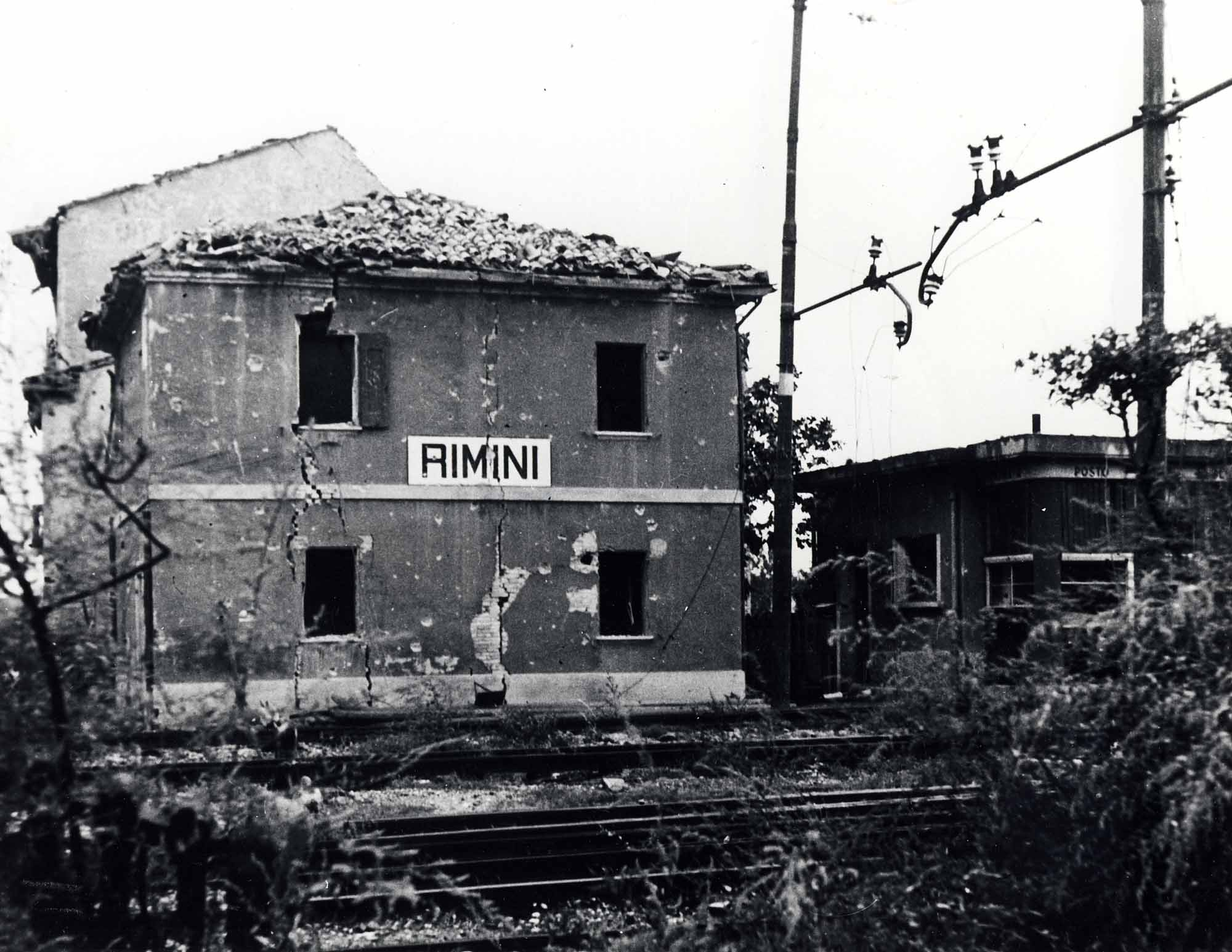 Battle of Rimini Italy
