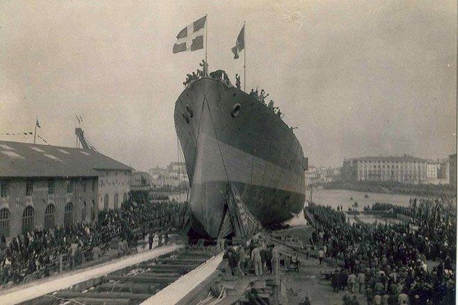 Η κυβέρνηση δαπάνησε 23.650.000 δρχ. για την απόκτηση του. Τα 8.000.000 δρχ. προέρχονταν από το 20% της συνολικής κληρονομιάς του Γεωργίου Αβέρωφ, που παραχώρησε με τη διαθήκη του στο Ταμείο Εθνικού Στόλου το 1899.