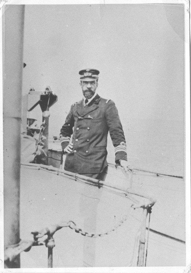 Ανήμερα της κήρυξης του βαλκανικού πολέμου, στις 5 Οκτωβρίου 1912, ο Παύλος Κουντουριώτης έπαιρνε τον βαθμό του υποναυάρχου, αναλάμβανε αρχηγός του στόλου στο Αιγαίο και ύψωνε το σήμα του στον «Αβέρωφ».