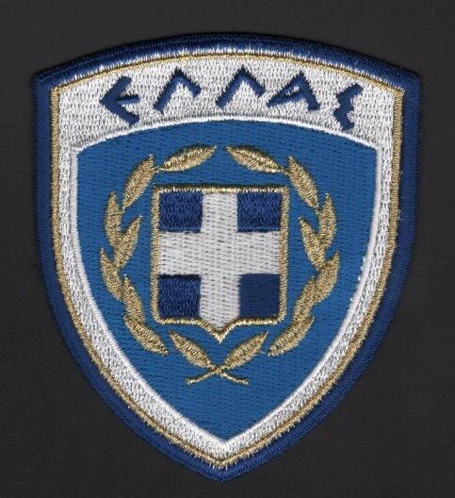 Αυτό είναι το εθνόσημο, δηλαδή το επίσημο έμβλημα της Ελληνικής Δημοκρατίας που θα φέρεται από τους στρατιωτικούς στις στολές.