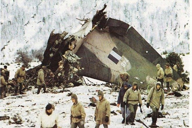 Το μοιραίο αεροσκάφους της Π.Α. τύπου C-130 με αριθμό 748 είχε απογειωθεί την Τρίτη 5 Φεβρουαρίου 1991, λίγο πριν από το μεσημέρι, από το αεροδρόμιο της Ελευσίνας.