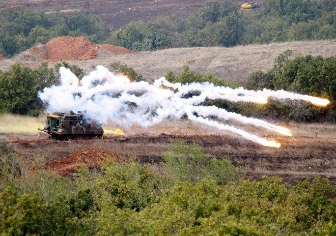 Εντυπωσιακή ήταν η παρουσία των Ενόπλων Δυνάμεων στην ΤΑΜΣ Παρμενίων 2013!