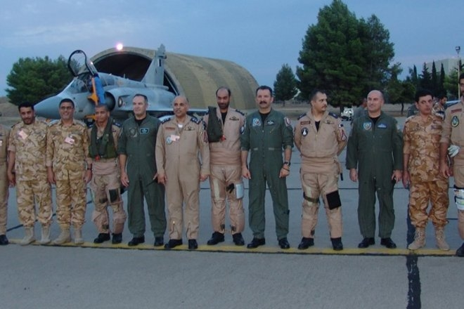 Από σήμερα ξεκινούν οι πρώτες πτήσεις εξοικειώσεως των Καταριανών πιλότων με τους Έλληνες συναδέλφους τους.