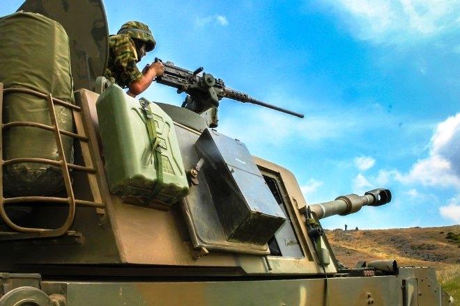 Την Τρίτη 19 και Τετάρτη 20 Μαΐου 2015 πραγματοποιήθηκε στην Περιοχή Ευθύνης της 88 ΣΔΙ, η Τακτική Άσκηση Μετά Στρατευμάτων «ΑΙΓΕΑΣ 2015» από Μονάδες και Ανεξάρτητες Υπομονάδες του Σχηματισμού.