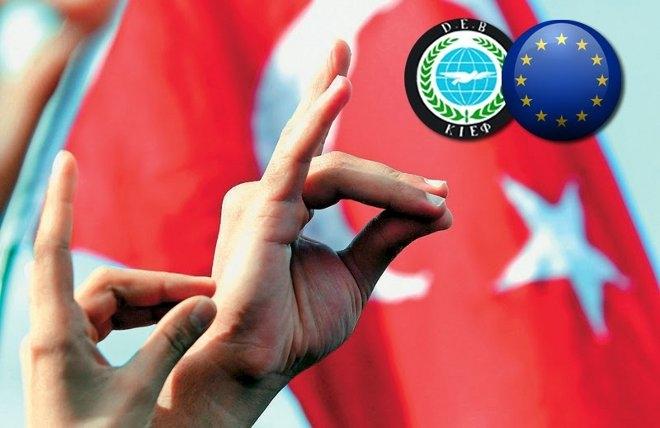 Με τη στήριξη του τουρκικού προξενείου και πολλών οργανώσεων που έχουν στηθεί τα τελευταία χρόνια στη Θράκη, το DEB κατήλθε στις ευρωεκλογές επιχειρώντας καταγραφή των δυνάμεων αλλά κυρίως για να αποτυπωθεί η δυνατότητα του Προξενείου και των ακραίων της μειονότητας να χειραγωγούν τη μειονοτική ψήφο με στόχο τις εθνικές εκλογές.