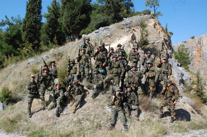Τα μέλη της Λέσχης Εφέδρων Ενόπλων Δυνάμεων συνεχίζουν να εκπαιδεύονται ώστε να είναι έτοιμα να προσφέρουν, όποτε η Πατρίδα το απαιτήσει.